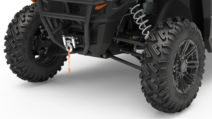 Polaris General 4 1000 EPS - SUSPENSIONS PERFORMANTES